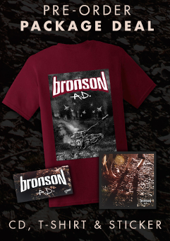 Bronson A.D. Package Deal