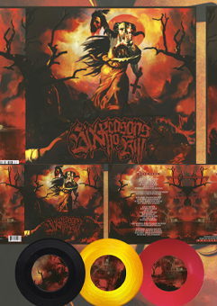 Six Reasons To Kill 'Rote Erde' 7inch
